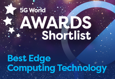 5G World Award 2019 Finalist