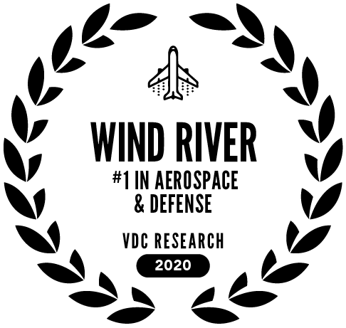 VDC Research - Wind River #1 in Aerospace & Defense